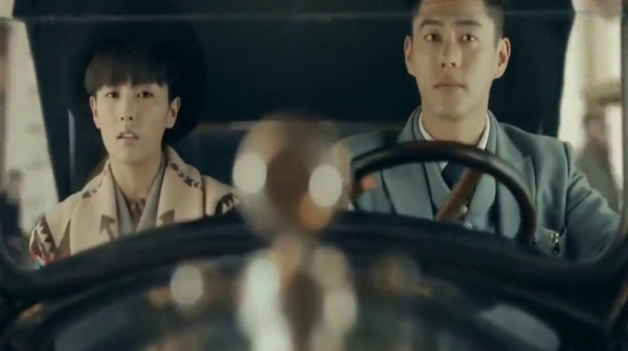 烈火军校:沈君山开车送谢良辰回去,并把这件事儿告诉了他