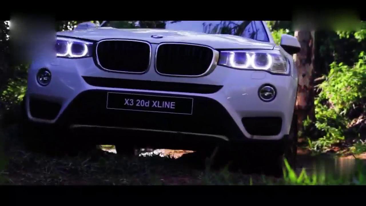 视频:谁说宝马X5不能越野?遇到一个山坡就能看出它的真正实力!