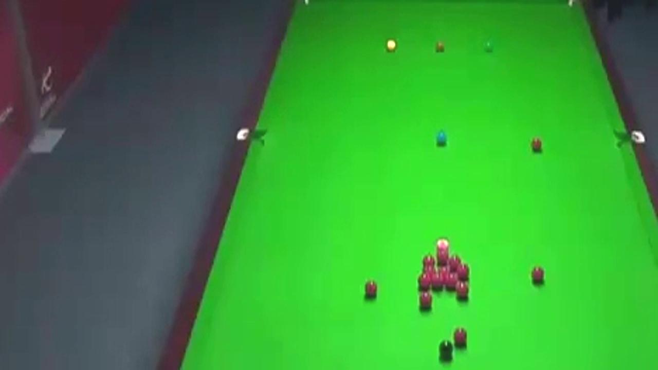 赵心童大胜希金斯晋级德国赛正赛 赢生涯最成功的胜利
