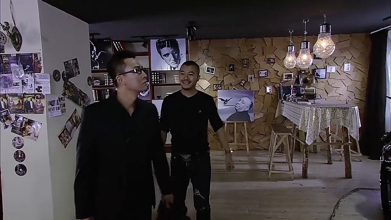 谎言背后:冯立扬找到王川告诉了他自己的宏伟蓝图