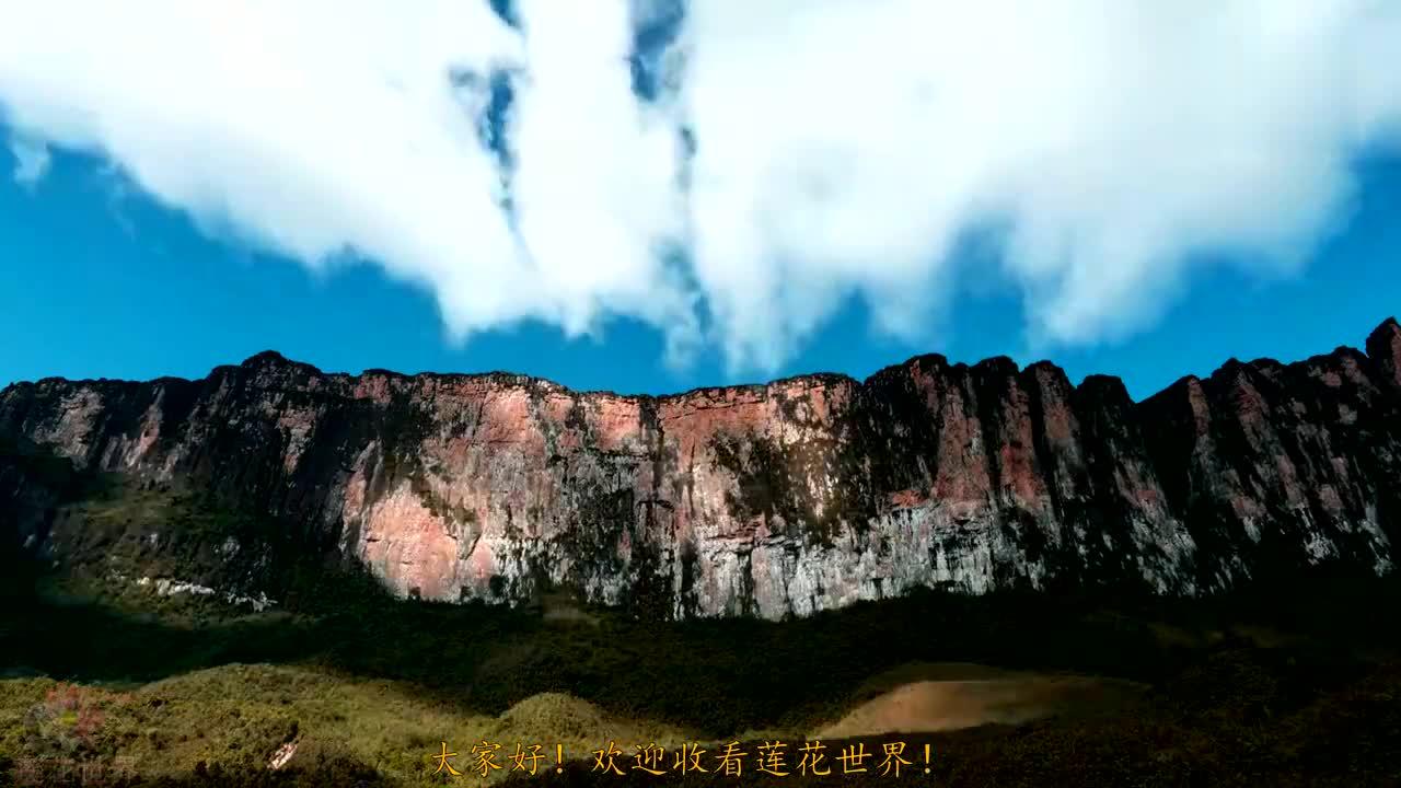 世界的尽头不是彩虹,而是这座山,全年降雨坐拥79条瀑布