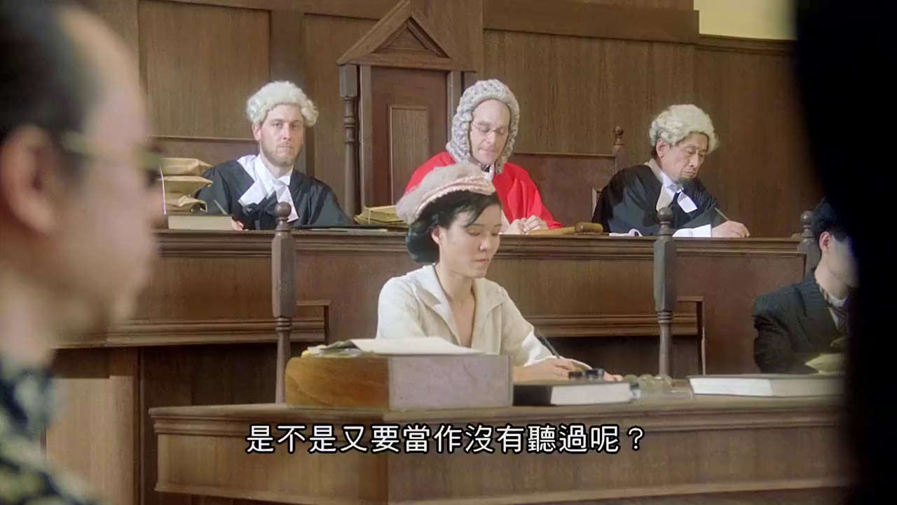 这个法官真的是太死板了,一点都不能容忍人情,真是讨厌