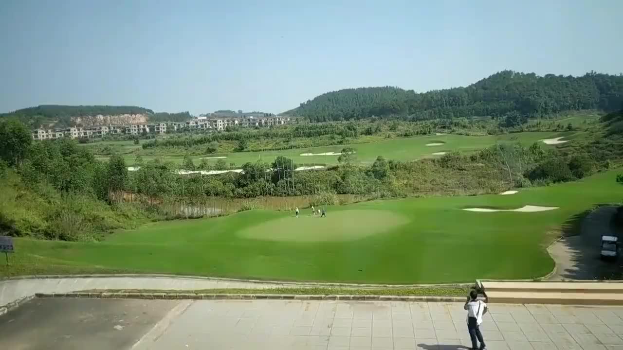 广西梧州市凤凰城高尔夫球场