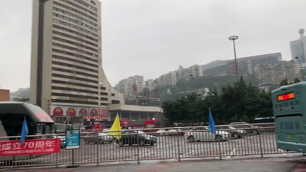 这里将于2022年前建成重庆新地标重庆站菜园坝火车站