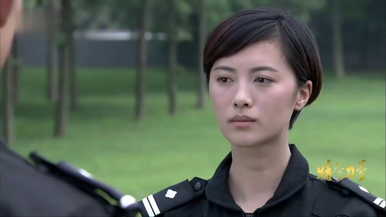 吴迪和别的女人在一起,左燕伤痛欲绝,竟在特警支队吵闹