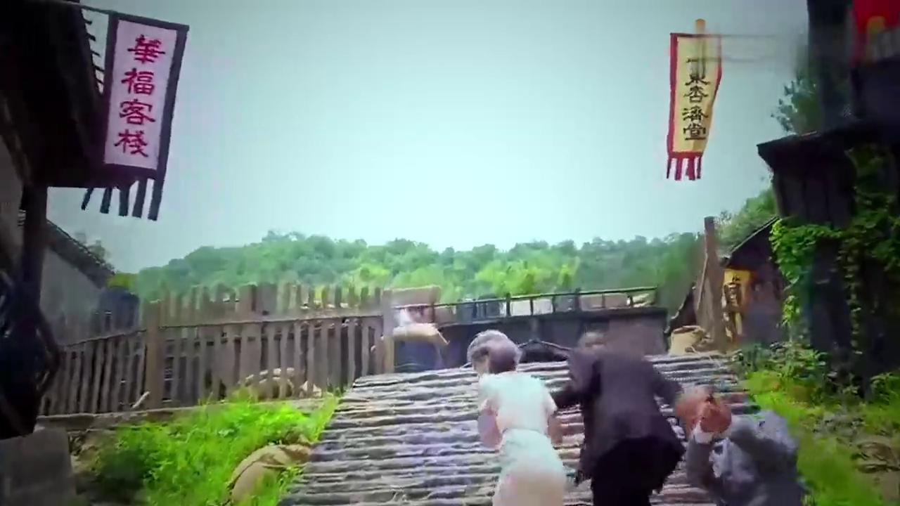 儒毅吉祥联手,展开激战,抓到幕后黑手