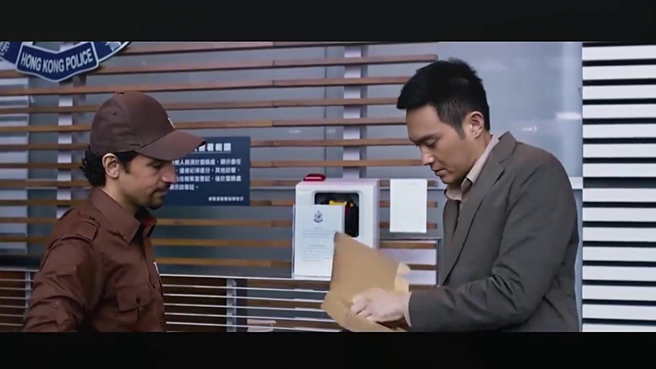 张智霖、古天乐领衔主演《反贪风暴2》精彩片段