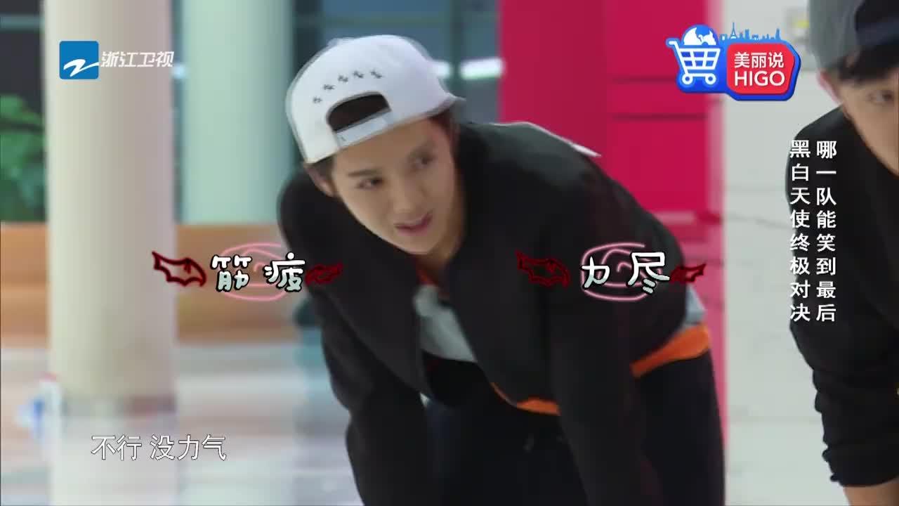 奔跑吧兄弟鹿晗竟然把陈赫的上海话都逼出来了真是太逗了
