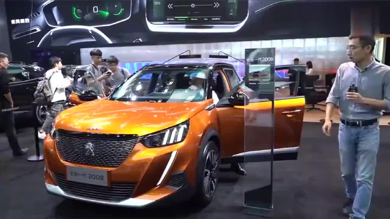 视频:标致广州车展标致带来了全新一代2008车型看视频了解更多内容