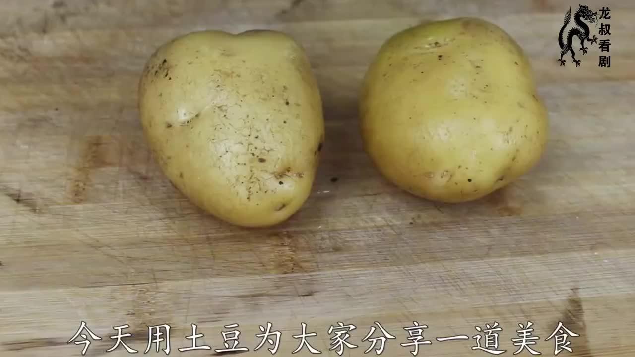 炝拌土豆丝的家常做法酸辣开胃还爽口做一大盘都不够吃