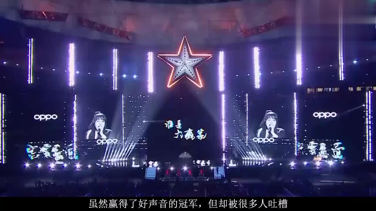 好声音邢晗铭翻唱《浮夸》和林志炫原版差太多了还是原版好听