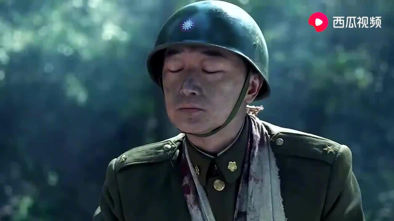 我军抓到敌人长官,司令见到坦然一笑,竟然是老熟人