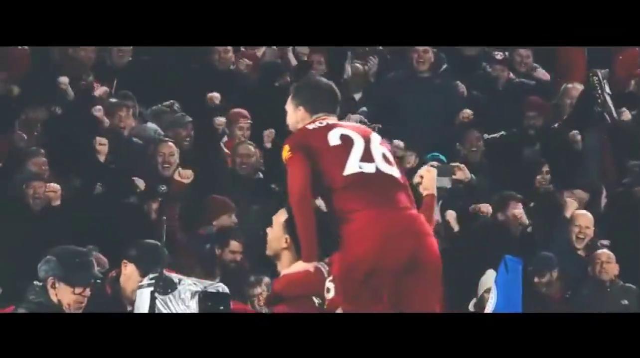 安菲尔德之夜,利物浦足球胜负彩对战曼联,将给红魔致命一击