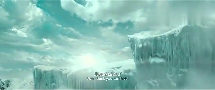 恶棍天使:躲债躲到马卡鲁峰,三天就被邓超找到,这段太逗了