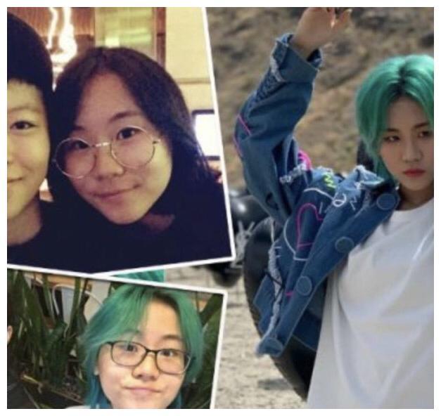 窦靖童的两个妹妹,李嫣13岁浓妆艳抹,窦佳媛17岁便已早恋