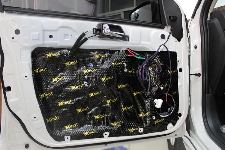 台州启辰T70汽车音响简单升级美国好莱坞,享受完美的听觉体验!