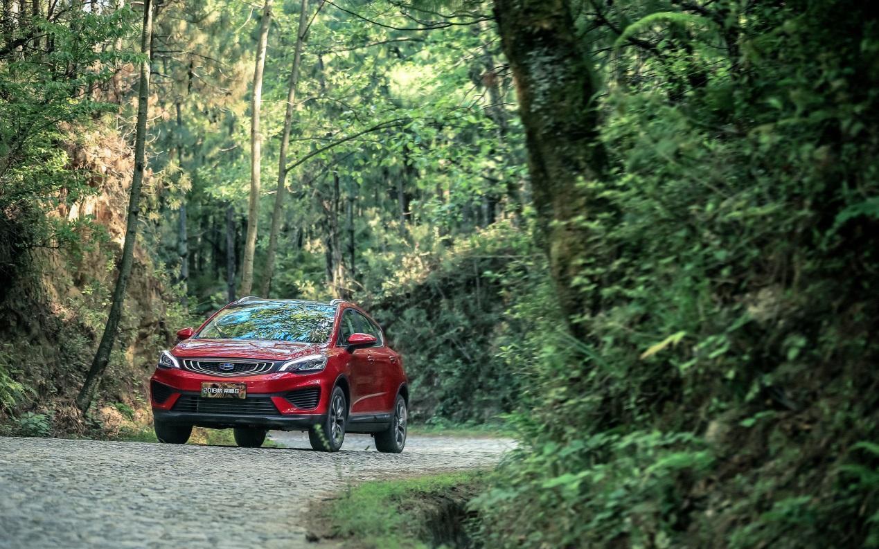 经常自驾游, 帝豪GS与本田XR-V, 哪款车更适合你