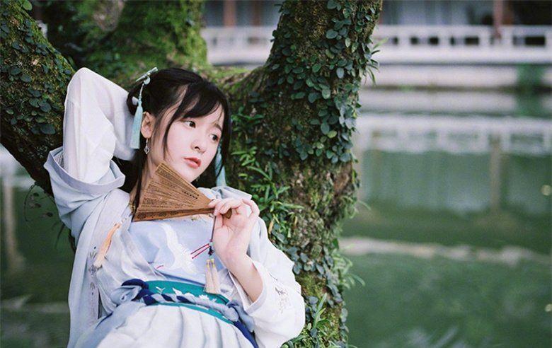 汉服少女徐娇:不仅是喜好,更是文化的传承!