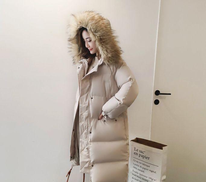 潮流街:宽松不对称帽衫休闲呢子上衣,尽显优雅气质