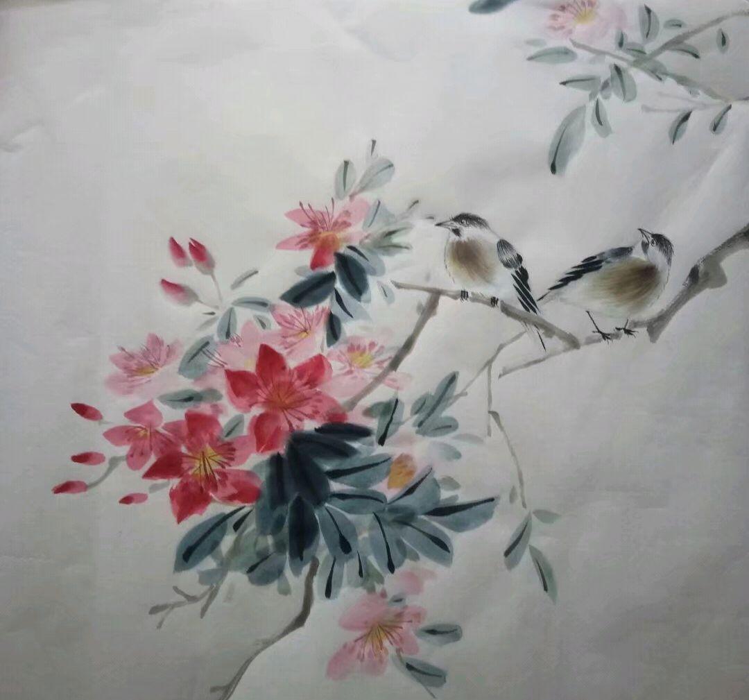 中国书画:逸之的言情写意