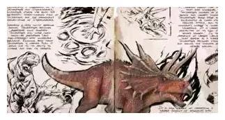 三角龙能虐霸王龙?《方舟:生存进化》手游素食恐龙也能大杀四方