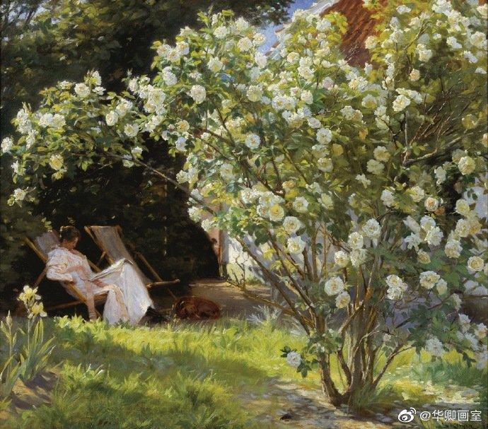 彼得·瑟弗林·科罗耶作品 --华卿画室