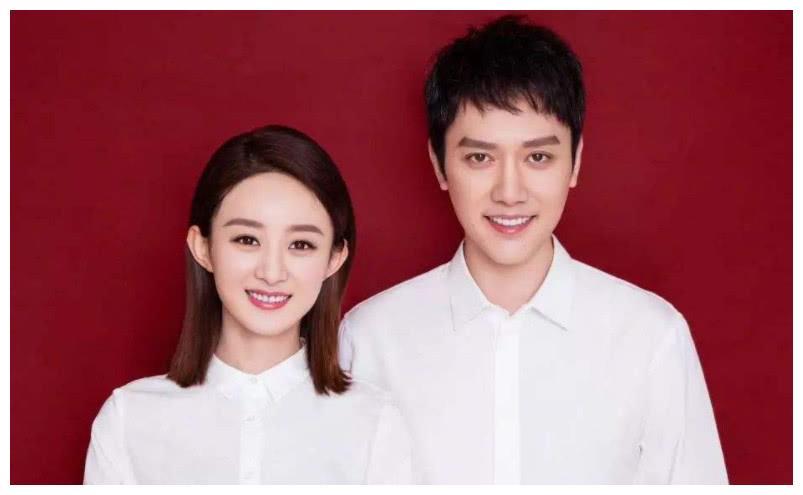 冯绍峰官宣后,首次出席活动和刘亦菲同框,神仙姐姐发福明显!