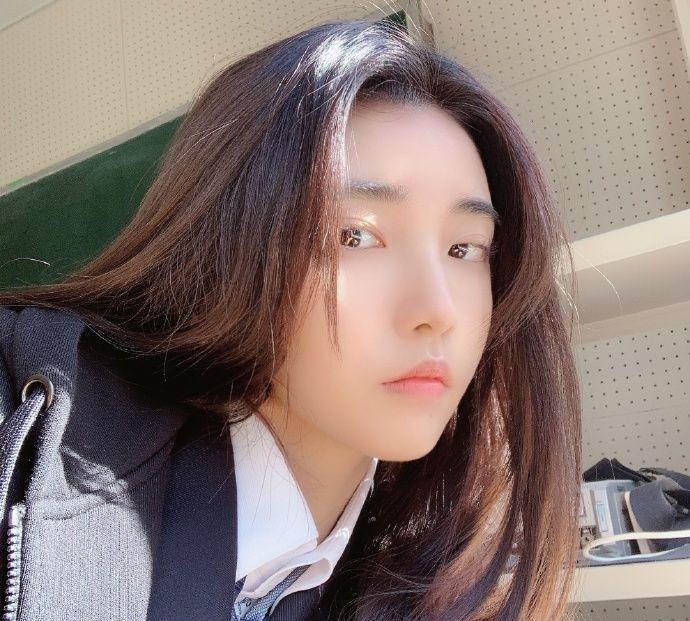 偶像美少女SNH48-洪珮雲迷人写真美照
