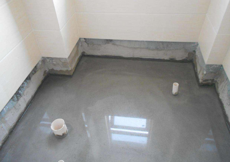 家庭装修,如何自己做卫生间防水