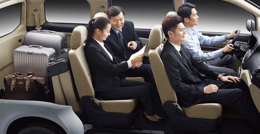 郑州日产2019款帅客纯电动乘用车正式上市,售价16.88万元起