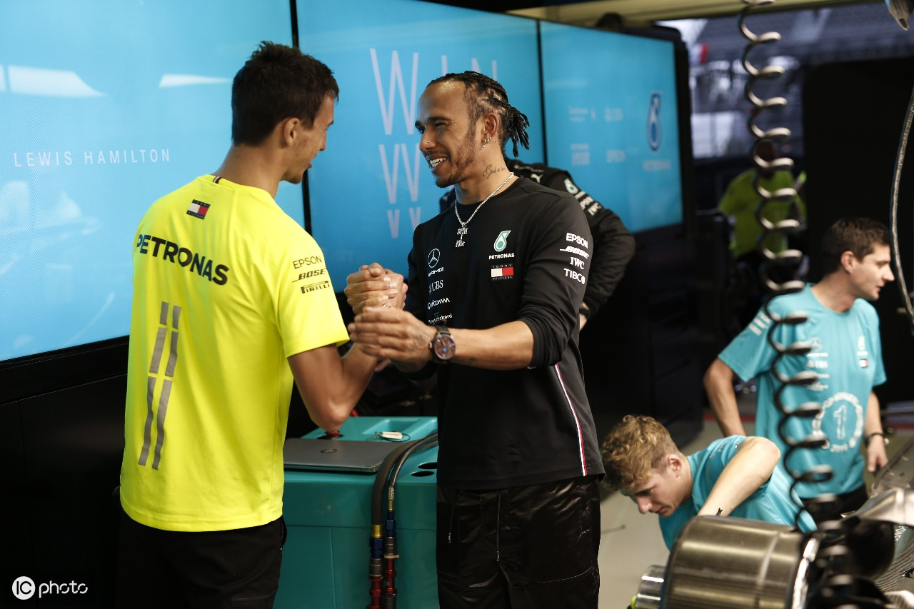 在墨西哥举办的2019FIA国际(F1)一级方程式锦标赛