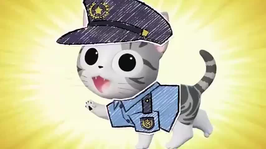 甜甜私房猫猫猫警官服真是好不错呢赶紧让我们看看