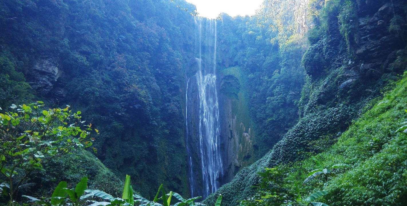 """广西省有个""""神奇""""大峡谷,传说藏有18担黄金,知道是哪儿吗?"""