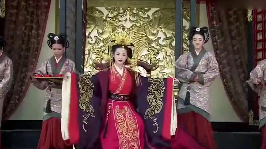 卫子夫:皇后自作主张遣散嫔妃,皇上的到来让卫子夫内心激动