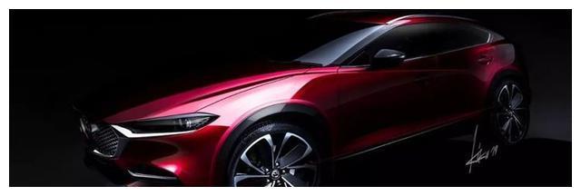 一汽马自达官方发布了新款CX-4官图,网友:等不及了