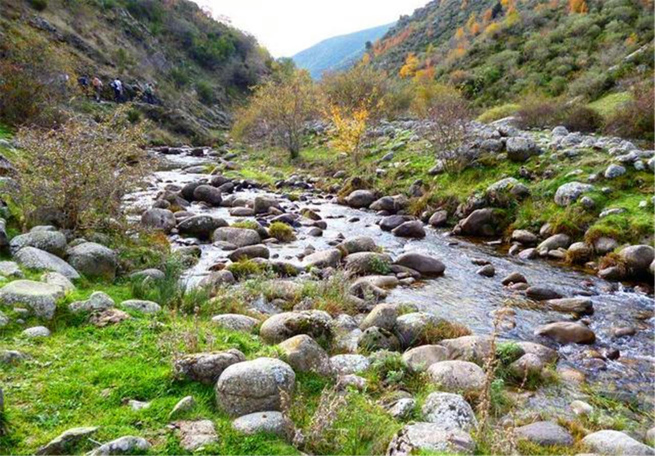 天凉好个秋,何不到西班牙索里亚瞅一瞅,这里的秋天如童话般美好