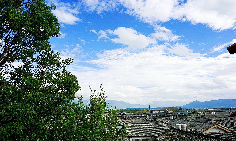 美翻了的云南旅游,丽江大理旅游攻略,古城玉龙雪山,大理洱海