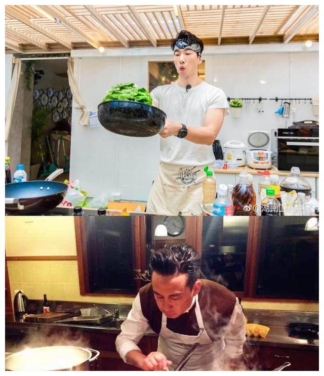 鹿晗张艺兴王俊凯刘奕畅 当小哥哥变厨师 你最想吃谁做的饭