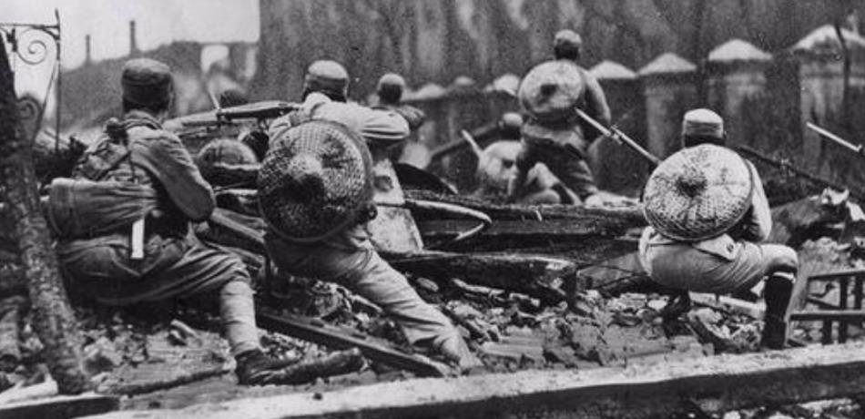 抗日战争十多年,只有此战让日军真正感觉到痛!东条英机因此下台