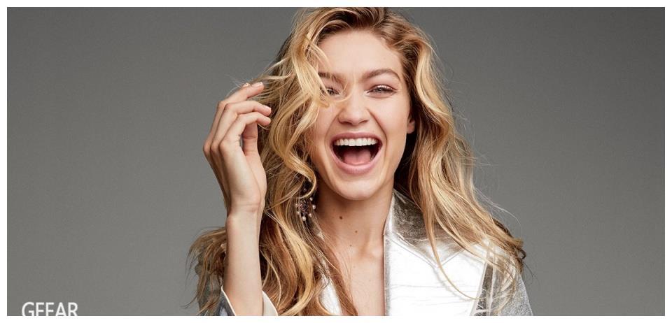 超模不是天生的!Gigi Hadid入行时曾被质疑身材不合模特标准?