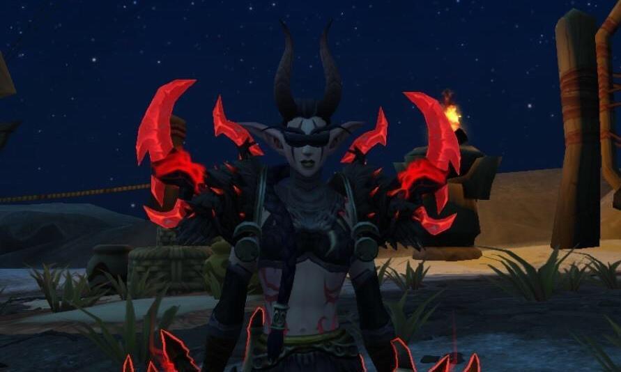 魔兽世界:小吼肩膀加入黑市,死亡之翼坐骑有装等要求,蜜蜂来喽