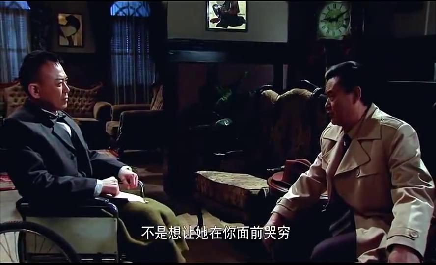 内线前传第23集:邵恕安载走梁冬哥,使马骏失去刺杀机会