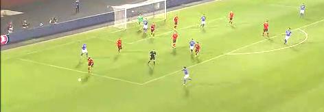 (英语)世预赛:意大利1-0阿尔巴尼亚 小组第二晋级附加赛