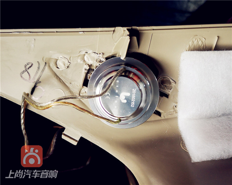 远离噪音,聆听妙音:西安上尚别克GL8音响改装和全车隔音降噪