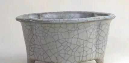 7件宋代哥窑瓷器欣赏