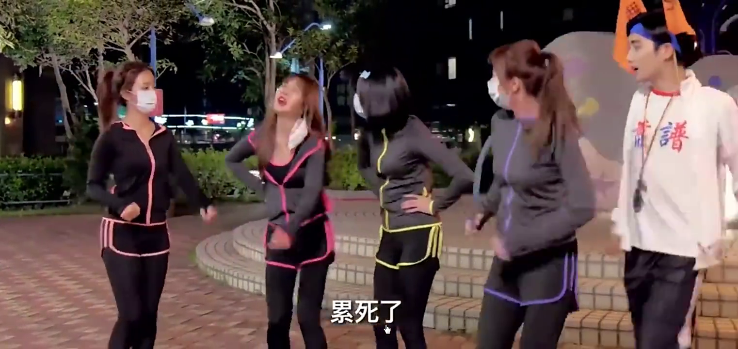 四位穿越女被毁容,武大鼓励她们重返舞台!