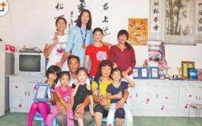 朱婷童年故事:农村家庭,6个兄弟姐妹,读书时只吃1毛钱的菜