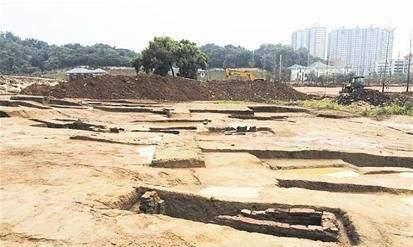 鄂州古迹之骆李墓群