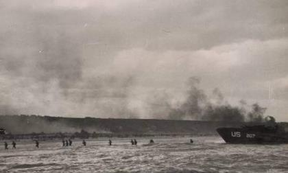 诺曼底登陆盟军集结288万大军,最后死了多少人?真实数据惊人