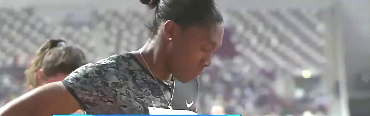 田径赛场,不受败诉影响,塞门亚多哈女子800米夺冠